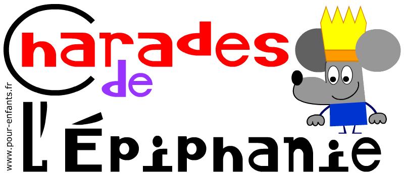 Jeux de charades de l'Epiphanie