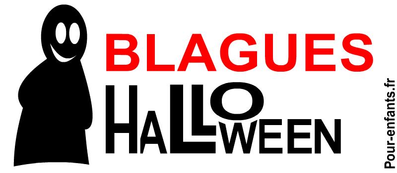 Blagues d'Halloween enfants. Dessin de fantôme.