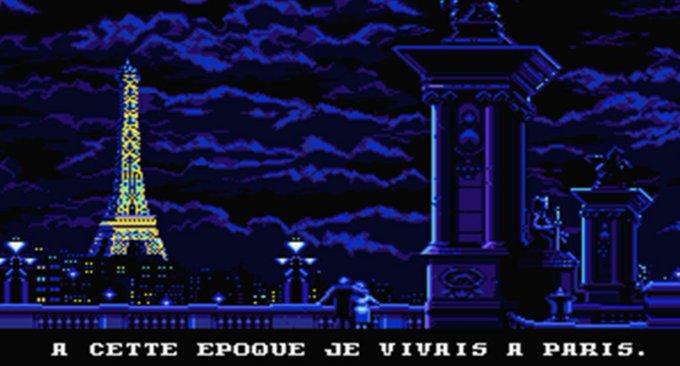 Bargon Attack copie d'écran du jeu d'aventure hackaton Paris