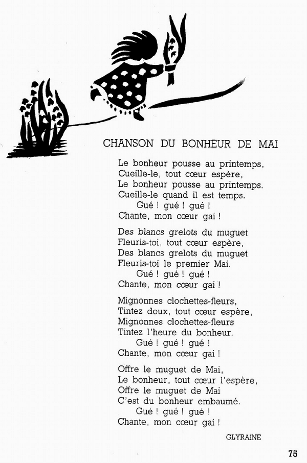 poème de printemps Armand Got à imprimer