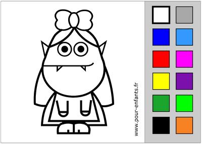 Coloriages en ligne coloriages tactiles en ligne des - Coloriage en ligne chat ...