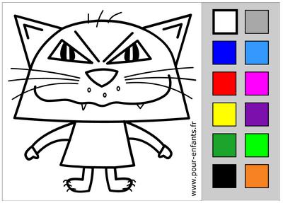 Coloriage A Faire Sur Tablette